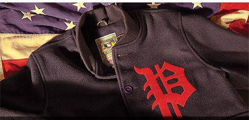 Authentic Varsity Jackets - Made in America