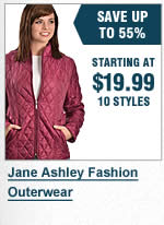 Jane Ashley Outerwear