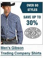 Gibson Trading Company Shirts