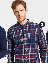 Dry Oxford Check Shirt
