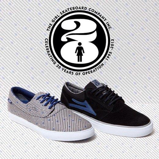 Lakai x Girl 20 Year Anniversary Shoe