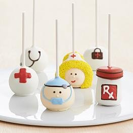 Handmade Get Well Cake Pops