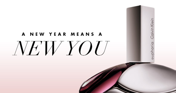 A New Year Means A New You!