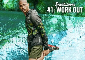 Shop Resolution #1: Work Out