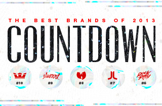#10 To #6: Countdown Of 2013's Best Brands
