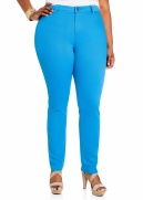 Fjord Blue Woven Jegging