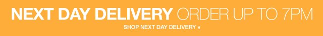 Next Day Delivery Order Up To 7pm