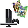 Xbox 360 4GB Kinect Holiday Value Bundle with Kinect Sports Season Two