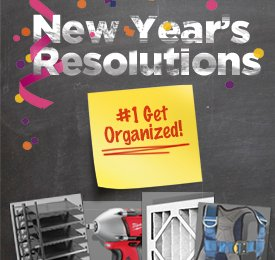 Top 8 Resolutions to Help Take Costs Out of Your Facility