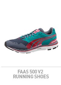 FAAS 500 V2 RUNNING SHOES
