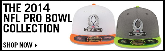 Shop the 2014 NFL Pro Bowl Collection