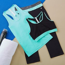 Live the Active Life: Workout Apparel