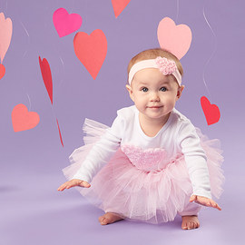 Cupid's Cuties: Infant Apparel