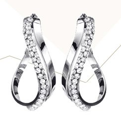 Winter is Here: White Gold Jewelry