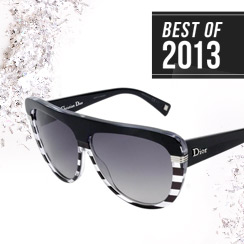Best of 2013 Brands: Christian Dior Sunglasses