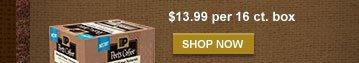$13.99 per 16 ct. box -- SHOP NOW