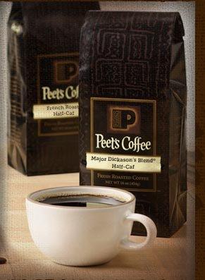NEW -- Half-Caf Coffees