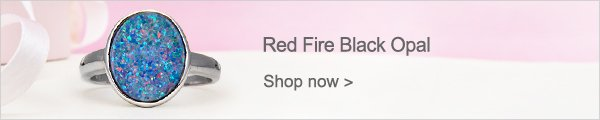 Red Fire Black Opaly