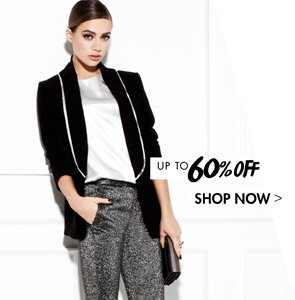 ALEXANDER WANG. Up to 60% off. SHOP NOW