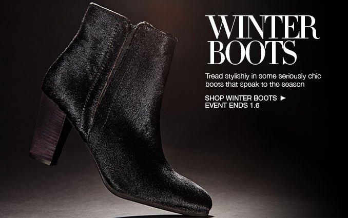 Shop Winter Boots - Ladies