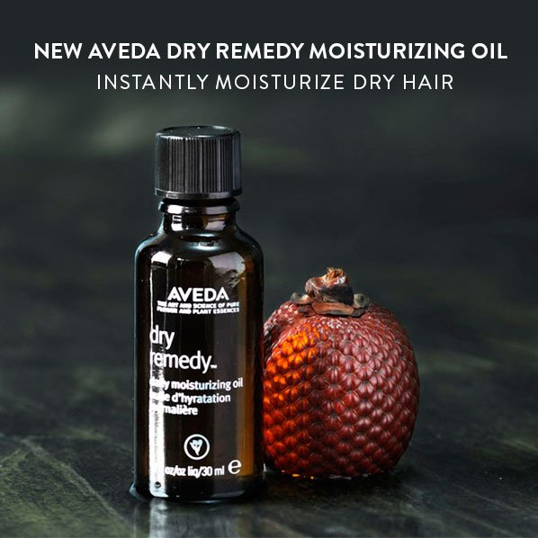 NEW AVEDA DRY REMEDY MOISTURIZING OIL - INSTANTLY MOISTURIZE DRY HAIR