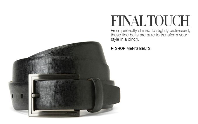 Shop Belts For Men