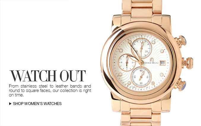 Shop Watches For Women