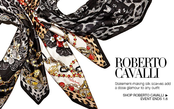 Shop Roberto Cavalli Silks - Ladies