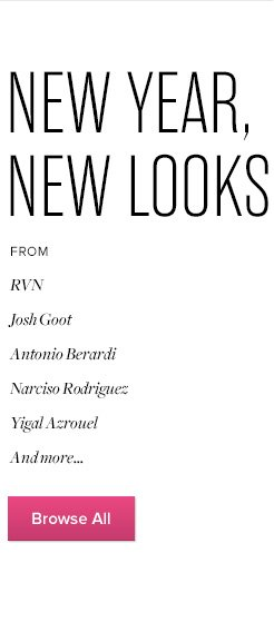 New Year New Looks - Browse All