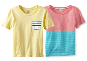 $12 & Under: Colorful Tees For Boys