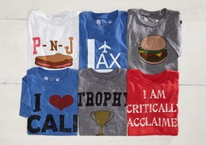 Little Dilascia: Kids' Quirky Tees