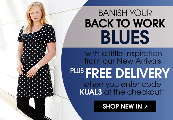 FREE Delivery when you enter code KUAL3*