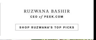 Shop Ruzwana's Top Picks
