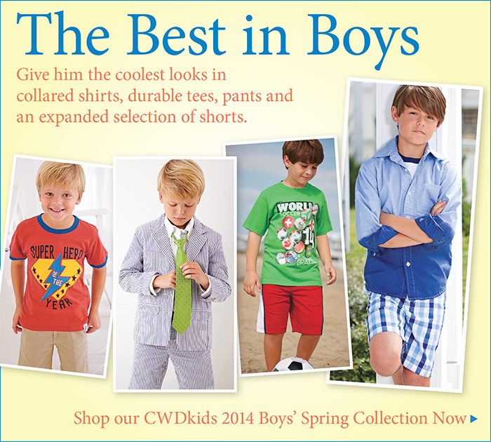Shop our 2014 Spring Collection Now!