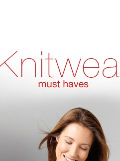 Knitwear Must Haves