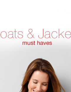 Coats and Jackets must haves