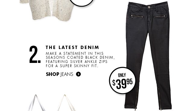 The Latest Denim