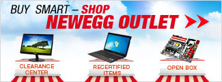 Buy Smart - Shop Newegg Outlet