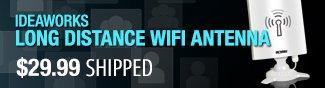 Neweggflash - IDEAWORKS  wifi antenna