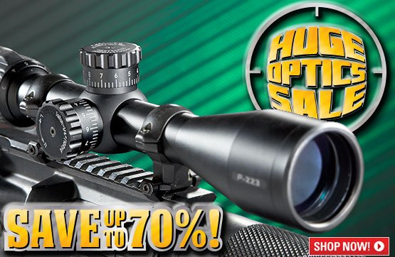 Sportsman's Guide's Huge Optics Sale! Save Up To 70%!