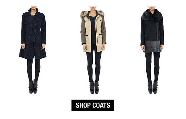 Shop Outerwear.