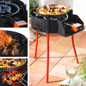 Medium Paella Grill System