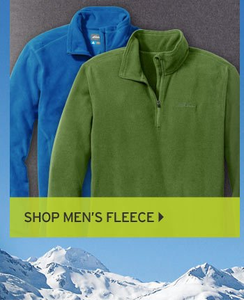 Shop Men's Fleece