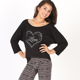 Heart of Love: Tween Apparel