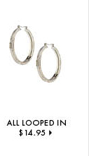 All Looped In - $39.95
