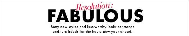 Resolution - Fabulous - Shop Now
