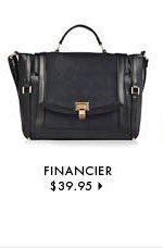 Financier - $39.95