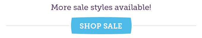More sale styles available! Shop sale