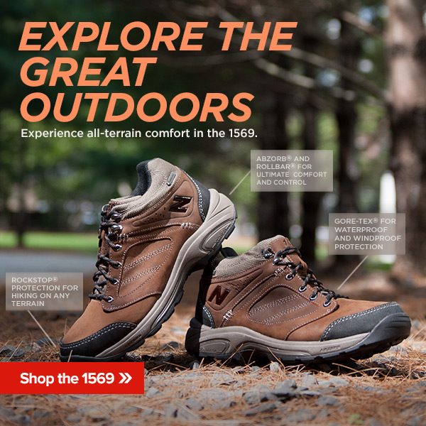 Explore the Great Outdoors. Shop the 1569