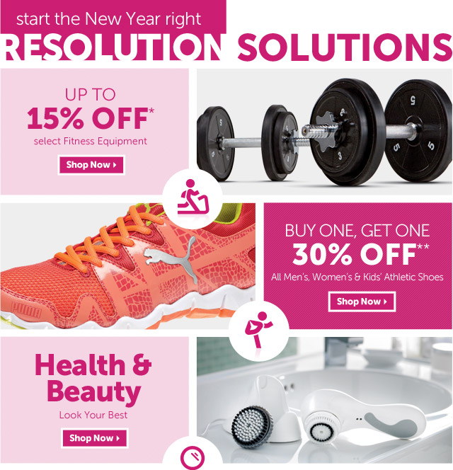 start the New Year right - Resolution Solutions